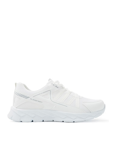 Slazenger Slazenger ALONE I Yürüyüş Erkek Ayakkabı  Beyaz